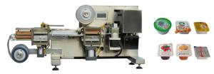 Máy Định hình khay/vỉ DPP80 (dùng cho pho mát, mứt, bơ)