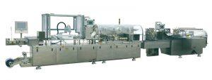 Dây chuyền đóng gói DPP260L-ZH220 (dùng cho lọ - ống thuốc tiêm)